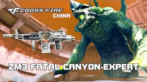 CF China ZM3 Fatal Canyon M249 SPW Urban Gameplay by svanced