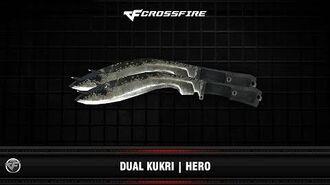 CF Dual Kukri Hero-0