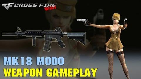 CrossFire - Mk18 Mod0 - Weapon Gameplay