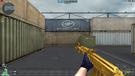AK47 Knife UG