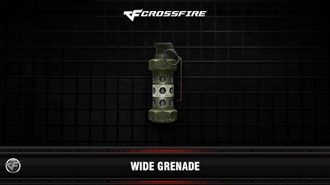 CF Wide Grenade