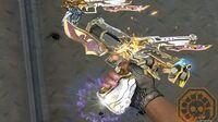 【CF】 Cross Fire China Desert Eagle-El Dorado Imperial Gold (炫金天神)!
