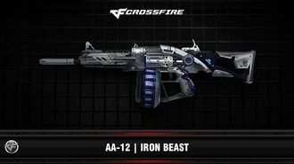 CF AA-12 Iron Beast