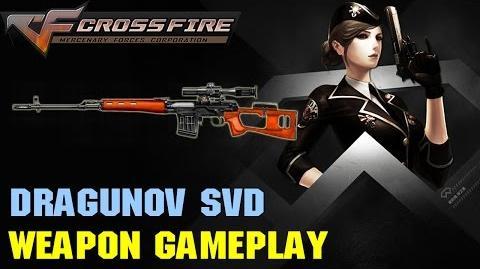 CrossFire VN - Dragunov SVD