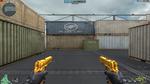 Dual Colt Gold HUD