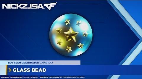 Glass Bead CROSSFIRE China 2