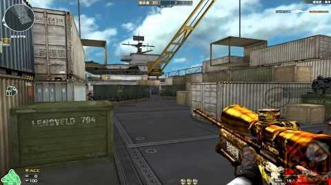Cross Fire China AWM-WCG (百城) GamePlay!