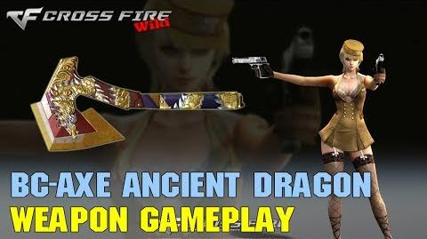 CrossFire - BC-Axe Ancient Dragon - Weapon Gameplay
