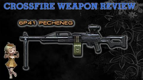 CrossFire China - PKP-6P41 Pecheneg -Review-!