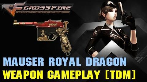 CrossFire VN - Mauser M1896 Royal Dragon-1