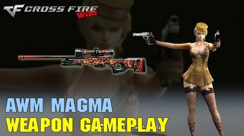 CrossFire - AWM Magma - Weapon Gameplay