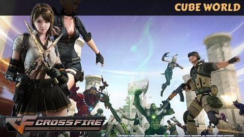 CrossFire Vietnam - Cube World Mutant Escape Map Mode Gameplay