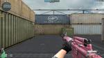 M4A1 Pink HUD