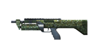 M1216 CamoSkull L