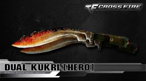 CrossFire Vietnam Dual Kukri ☆