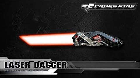 CrossFire China Laser Dagger ☆