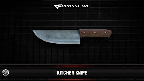 CF Kitchen Knife (No mark)