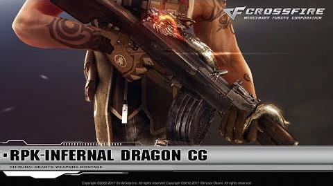 CrossFire Promotion RPK-Infernal Dragon (CG)