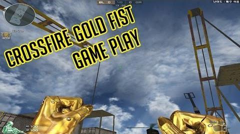 CF 크로스파이어 Gold Fist 플레이