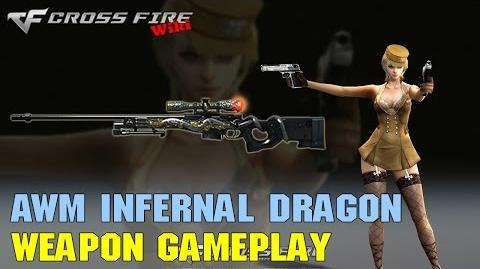 CrossFire - AWM Infernal Dragon - Weapon Gameplay