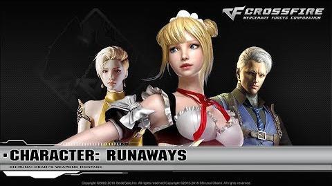CrossFire Character Runaways (VIP)
