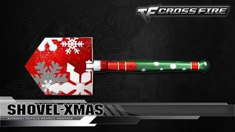 CrossFire Vietnam Shovel-Xmas ☆
