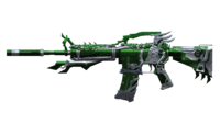 M4A1-S GSPIRIT GREEN (1)