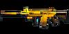 M4A1-X GOLDFIRE
