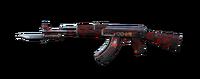 AK47 RedSpiderWeb