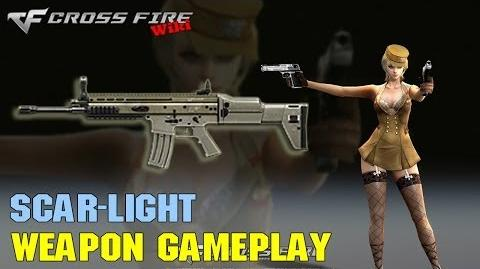 CrossFire - Scar-Light - Weapon Gameplay