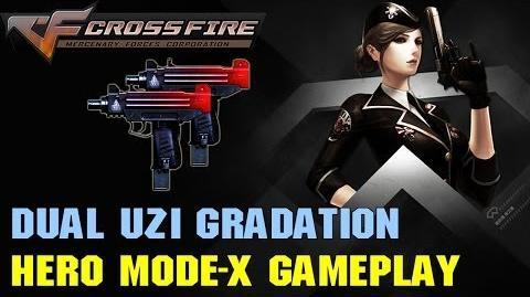 CrossFire VN - Dual Uzi Gradation vs
