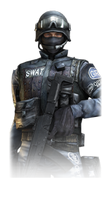 SWAT Intel GR BL