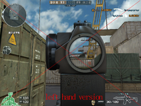 Scw scope wrong