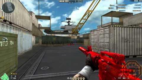 Cross Fire China -- M4A1-S QQ -GamePlay-!