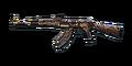AK47 PEONY