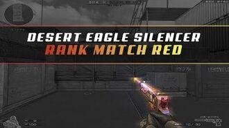 CFQQ Desert Eagle-Rank Match Red
