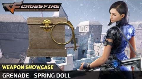 CrossFire China - Grenade - Spring Doll
