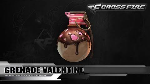 CrossFire Indonesia Grenade-Valentine 2016 ☆