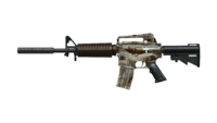 M4A1 S 10TH RD1