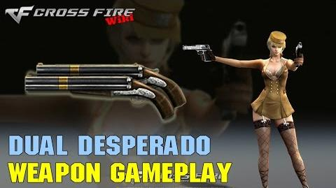 CrossFire - Dual Desperado - Weapon Gameplay