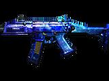 Scorpion EVO3A1-Blue Diamond