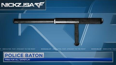 Police Baton - CROSSFIRE Indonesia 2