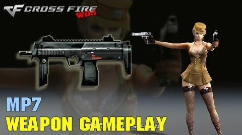 CrossFire - MP7 - Weapon Gameplay