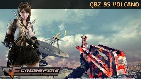 CrossFire Vietnam - QBZ-95-Volcano-0