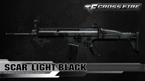 CrossFire Vietnam - Scar Light-Black ☆