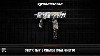 CF Steyr TMP Change Dual Ghetto