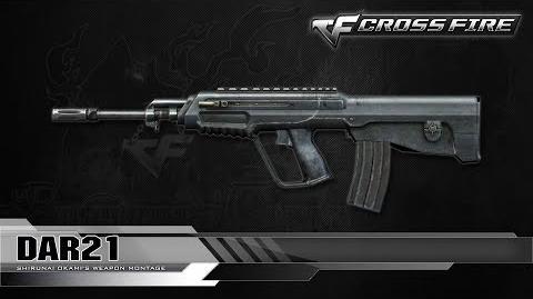 CrossFire Vietnam DAR-21 ☆