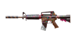 M4A1 S VALENTINE RD3
