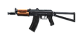 Rifle AKS74U