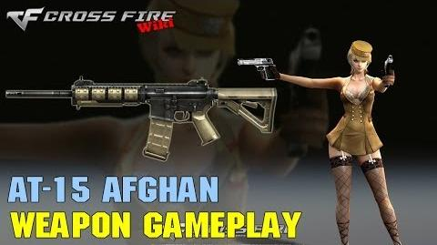 CrossFire - AT-15 Afghan - Weapon Gameplay